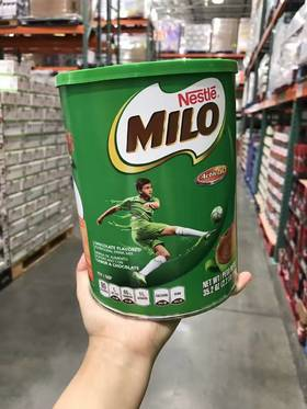 美国直邮Nestle MILO雀巢美禄儿童青少年营养素可可味麦芽乳1000g
