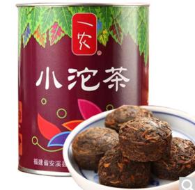 一农 普洱小沱茶 150g/罐