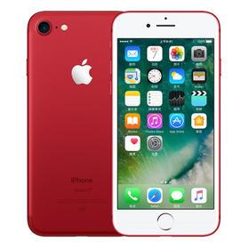【4G+手机节】苹果 iPhone 7/7Plus 红色特别版   A10处理器 防水防尘 1200万像素 双扬声器