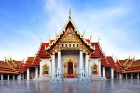 【东南亚】泰国曼谷+芭提雅六天五晚自由行(舒适)