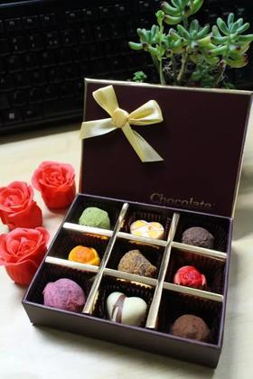 来自西班牙的顶级手工巧克力,78元一盒包邮到家!