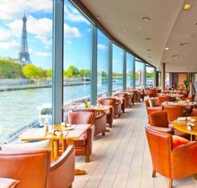 Bateaux Mouches塞纳河观光游船