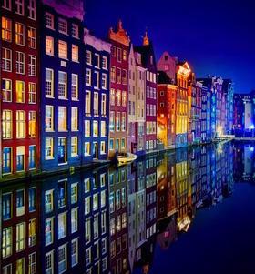 阿姆斯特丹水上游船观光之旅