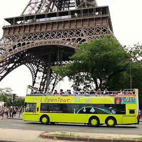 观光巴士通票