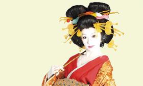 """【半日游 · 下午】传统工艺体验和艺妓""""花魁""""秀&日式火锅晚餐/健步游行程"""