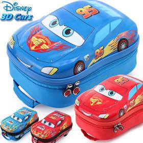 幼儿园书包男孩迪士尼汽车总动员小孩2-3-5岁儿童男宝宝双肩背包6 33