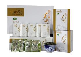 【春茶上市】螺丝壳牌毛尖特级(白色条装) 120g 中国十大名茶
