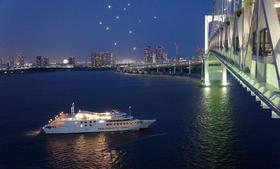 【半日游 · 晚上】游轮&东京湾夜景之旅