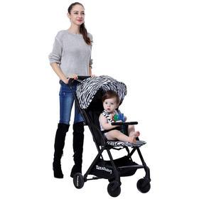 ZazaBaby婴儿推车儿童车宝宝手推车避震轻便伞车折叠可坐躺bb车