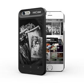 让你的iPhone一秒变Kindle的墨水屏手机壳,自带芯片电池|护目防炫屏|运动监测|可脱离手机使用