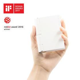 【 设计大奖】智能药盒Memo Box 及时提醒父母吃药,红点、iF设计大奖作品