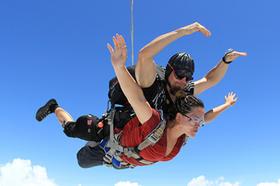 【泰国线路】泰国旅游芭堤雅跳伞