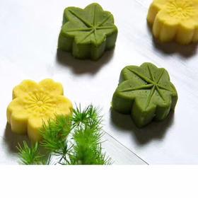 国宴指定糕点 浅喜纯手工绿豆糕,3种口味可选