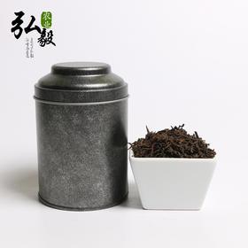 【弘毅六不用生态农场】野生古茶树 六不用普洱茶 一级熟普洱(100 g)