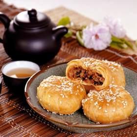 【黄山烧饼】安徽救驾烧饼多味礼盒套餐 4种口味