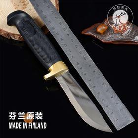 MARTTIINI芬兰户外战术高硬度猎鹰野营求生防身随身高硬度小直刀