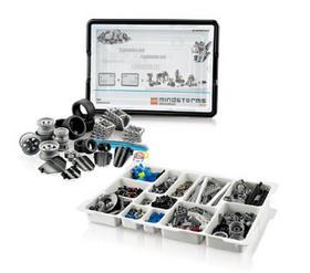 正品 乐高教育 EV3机器人备件库45560