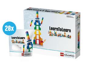 乐高教育 正品 综合学科入门套装 Learn to learn 45120(含28个活动小包)