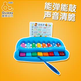 趣威文化快乐农场小钢琴