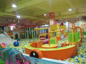 嗨翻天!劲爆价 12.8元昆山论坛带您畅玩儿童游乐园