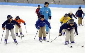 【年卡】浏阳瑞翔冰雪世界滑雪年卡优惠强势来袭,不限次数,不限时长,激活一年有效,全家一起滑雪啦!