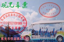 朱雀国家森林公园观光车(往返)