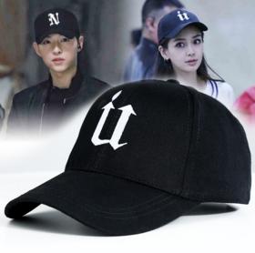 男女百搭韩版时尚棒球帽 时尚太阳帽春夏秋季青年鸭舌帽