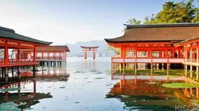 【一日游】恋上广岛之严岛神社+广岛原子弹爆炸博物馆