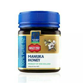 澳洲直邮 原装正品 Manuka Health 250+ 唛奴卡蜂蜜250g