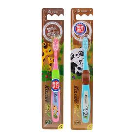 韩国原装进口芜琼花亲亲妈妈儿童牙刷纤细软毛牙刷