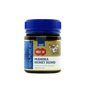 Manuka Health蜜纽康 麦卢卡混合蜂蜜MGO30+/UMF5+250g 肠胃健康