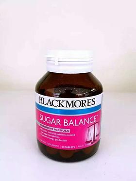 澳洲Blackmores澳佳宝血糖平衡片90粒