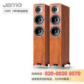 JAMO/尊宝 C605 落地音箱 发烧落地式家庭影院HIFI音响现货送音响