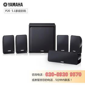 Yamaha/雅马哈 NS-P20卫星5.1家庭影院 5.1音箱 音响套装