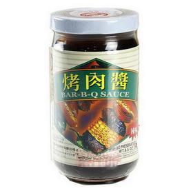中国台湾 金兰烤肉酱(辣味)240g 烧烤用酱来自台湾