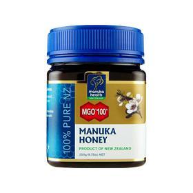 新西兰manuka health蜜纽康 麦卢卡蜂蜜MGO100+/UMF10+ 250g