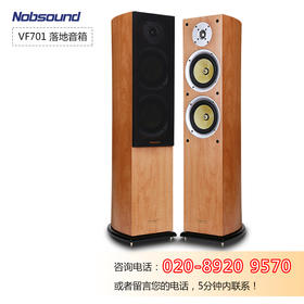 Nobsound/诺普声 VF701 落地音箱 发烧音箱 hifi音箱 正品行货