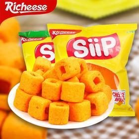 印尼进口膨化零食品 丽芝士纳宝帝喜芝宝焙烤玉米奶酪味玉米棒50g