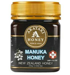 【新西兰直邮】Arataki UMF15+ 麦卢卡蜂蜜 250g
