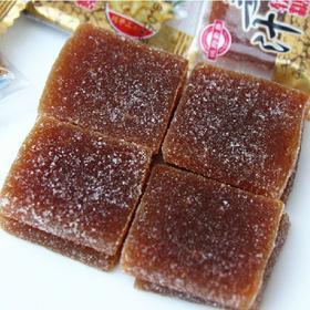 【特价包邮】湖南正宗凤凰姜糖特产姜汁软糖400g手工姜糖软糖片姜汁糖零食(依恋)
