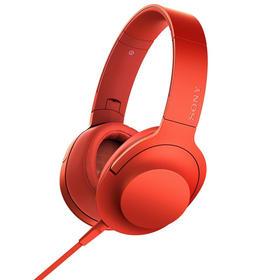 索尼(SONY)MDR-100AAP h.ear系列耳机 头戴式立体声耳机 运动音乐耳机