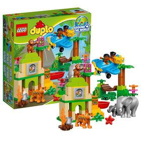 乐高 正品 10804丛林动物