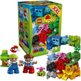 乐高 正品 儿童益智拼装玩具大型创意箱10622