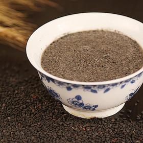 黑芝麻核桃黑豆粉 500g/罐 无添加 代餐营养粉 补气乌发