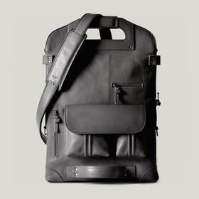 Hardgraft 7 种用法超神奇单双肩手拿包|灰色(英国)