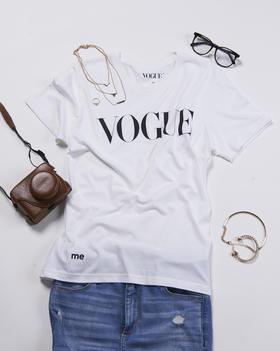 VogueMe 一周年限量T恤 3款