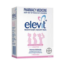 国内现货 Elevit爱乐维女性孕妇营养素100粒