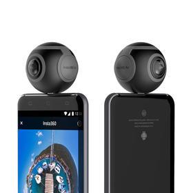 【360°拍出你的美】Insta360 Air VR全景相机数码高清3D摄像头安卓手机镜头