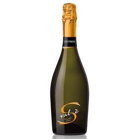 凡尔赛甜白起泡葡萄酒女士起泡酒 慕斯卡托意大利原瓶进口葡萄酒 750ml/支