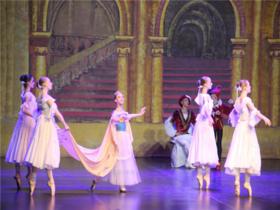 俄罗斯少儿芭蕾舞经典芭蕾舞剧《美人鱼》
